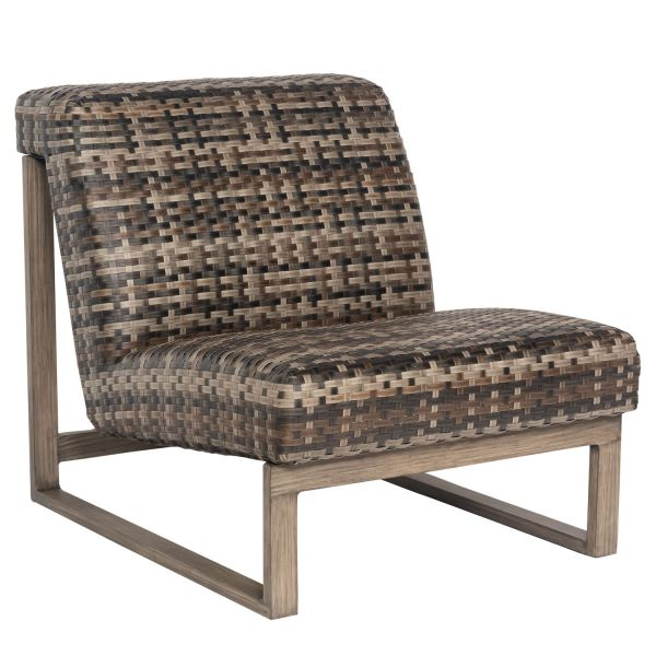 Reunion Armless Lounge Chair