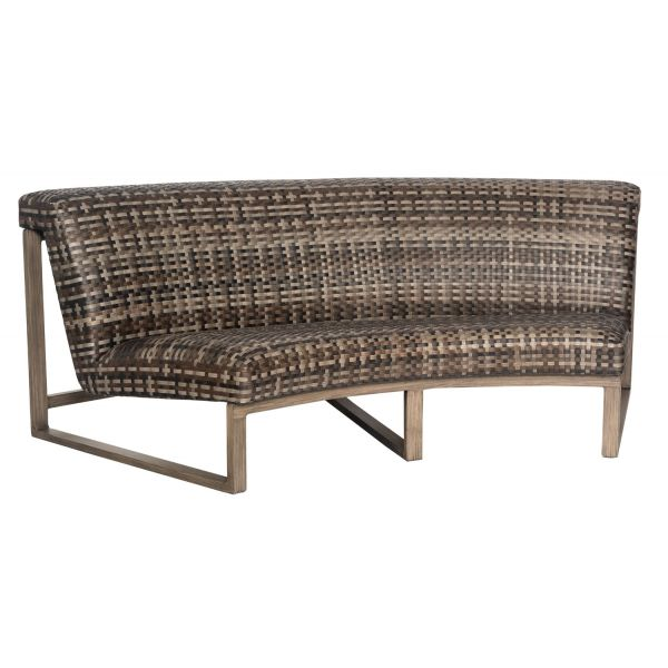 Reunion Curved Sofa