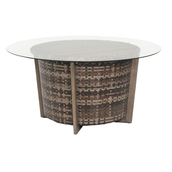 "Reunion 48"" Chat Height Coffee Table"