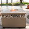 American Fyre Designs Nest Square Fire Pit