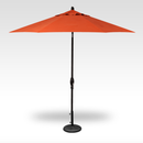 9' Auto Tilt Market Umbrella