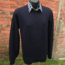 Load image into Gallery viewer, Silverdale 4958 Dark Navy Crew