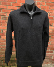 Load image into Gallery viewer, Silverdale 49561/4 ZIP Charcoal Jersey