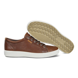 ECCO Soft 7 M Casual Lace up - Whisky Borneo
