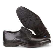 Load image into Gallery viewer, ECCO Melbourne Leather Lace Up Dress Shoe