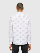 "Load image into Gallery viewer, Diesel S-Riley- ""Anc-Ka"" L/S Shirt -White"