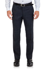 Load image into Gallery viewer, Gibson FGK642 Beta/Caper Suit - Navy Check