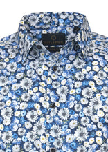 Load image into Gallery viewer, Cutler & Co Nigel L/S Shirt - Cornflower 625