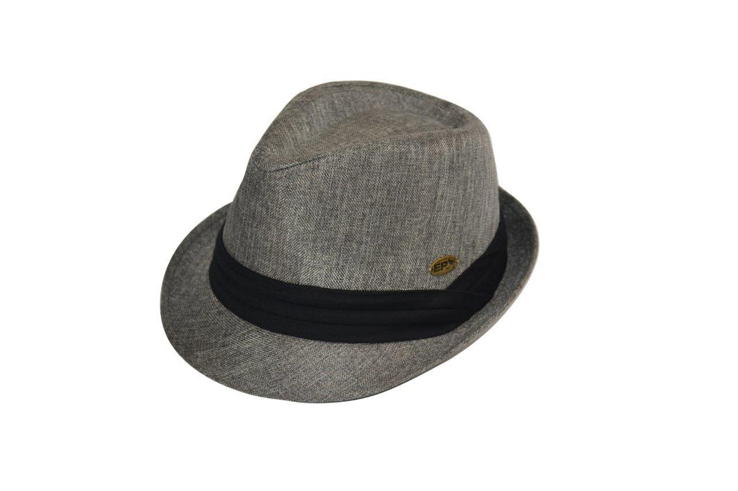 Electric Pukeko - Lewis Hat- Grey HT180
