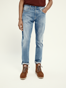 Scotch & Soda Ralston Jeans - Pale Blue