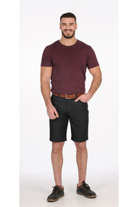 Bob Spears Shorts - Charcoal Denim - B19CH