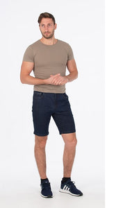 Bob Spears Shorts  - B19LW - Blue Denim
