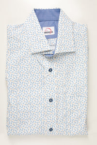 Bruck Shirt FYJ196 White 3XL-4XL