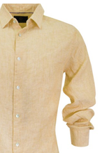 Load image into Gallery viewer, Cutler & Co - Blake L/S Linen Shirt - Three Colours