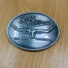 Load image into Gallery viewer, R.M. Williams Logo Buckle