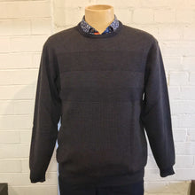 Load image into Gallery viewer, 5032C Cocoa Marl Crew Neck Jumper