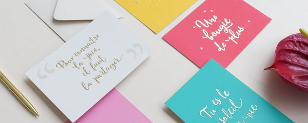 HOW TO CHOOSE THE RIGHT GREETING CARD?