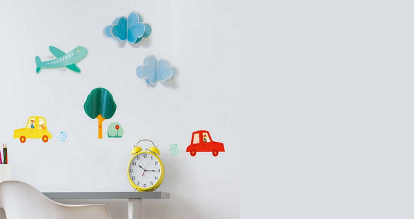 STICKERS BOY'S ROOM : A LARGE CHOICE OF WALL DECORATION