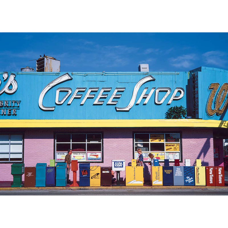Coffee shop, Floride, Etats-Unis
