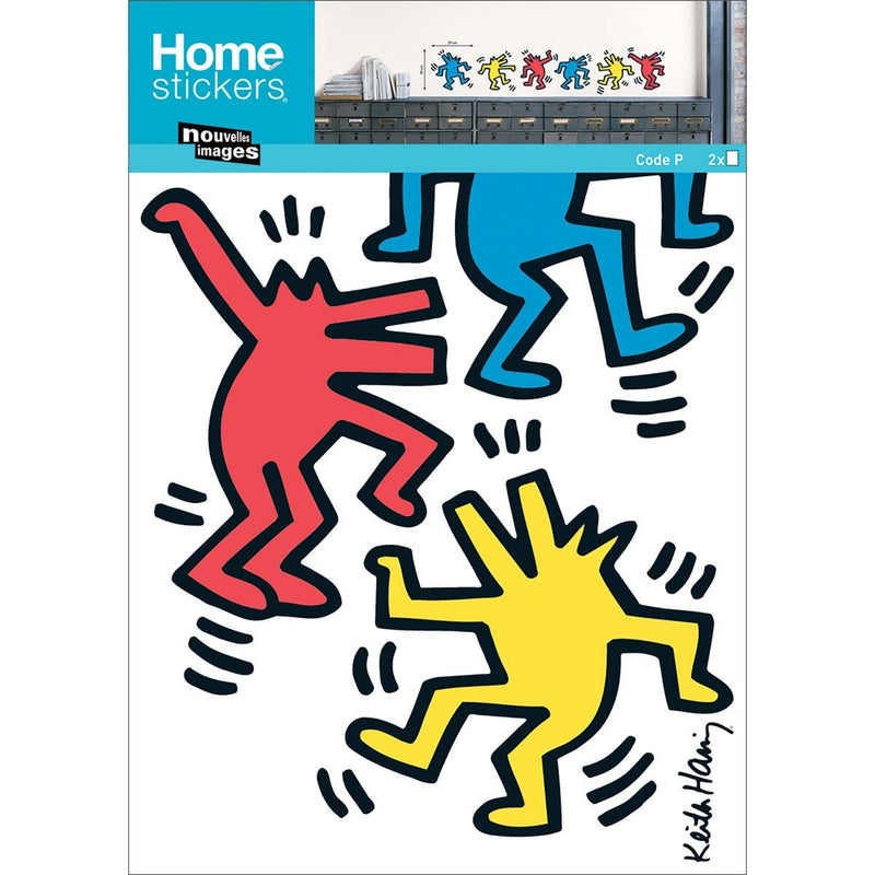 Stickers muraux Dancing Dogs