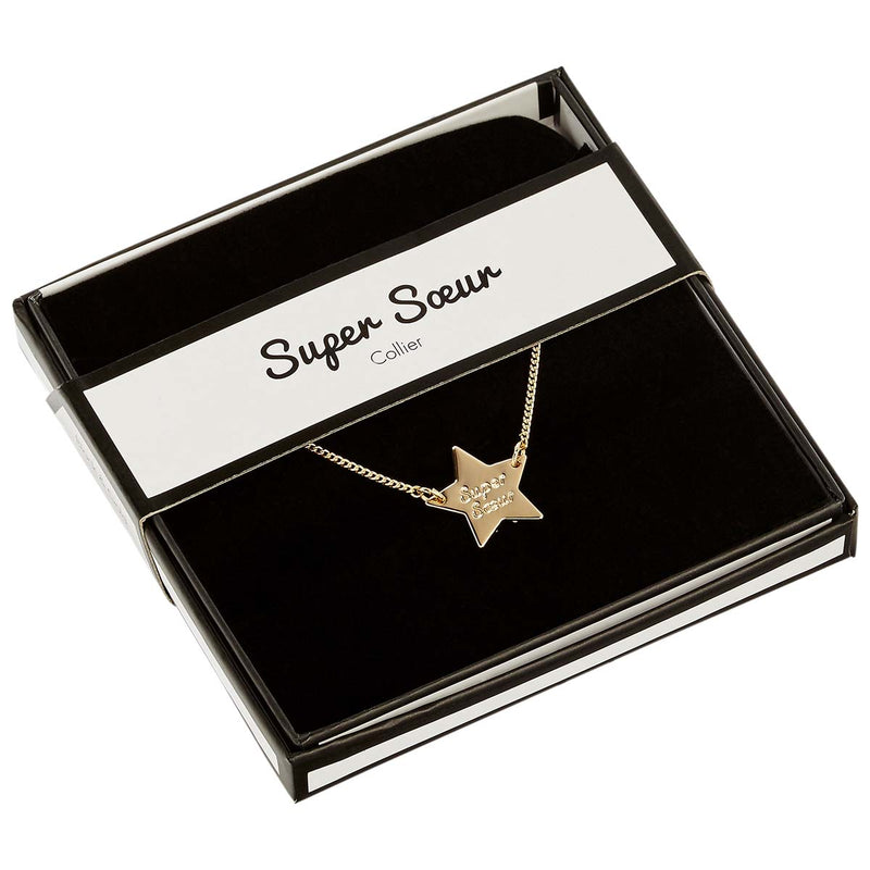 Collier Super Soeur