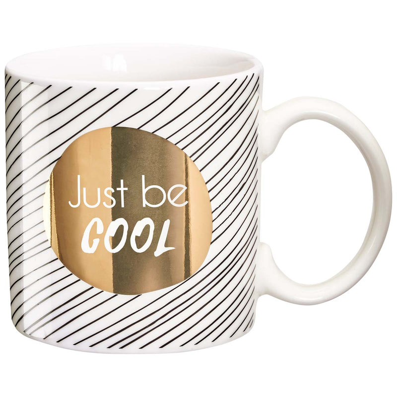 Mug cadeau Just Be cool