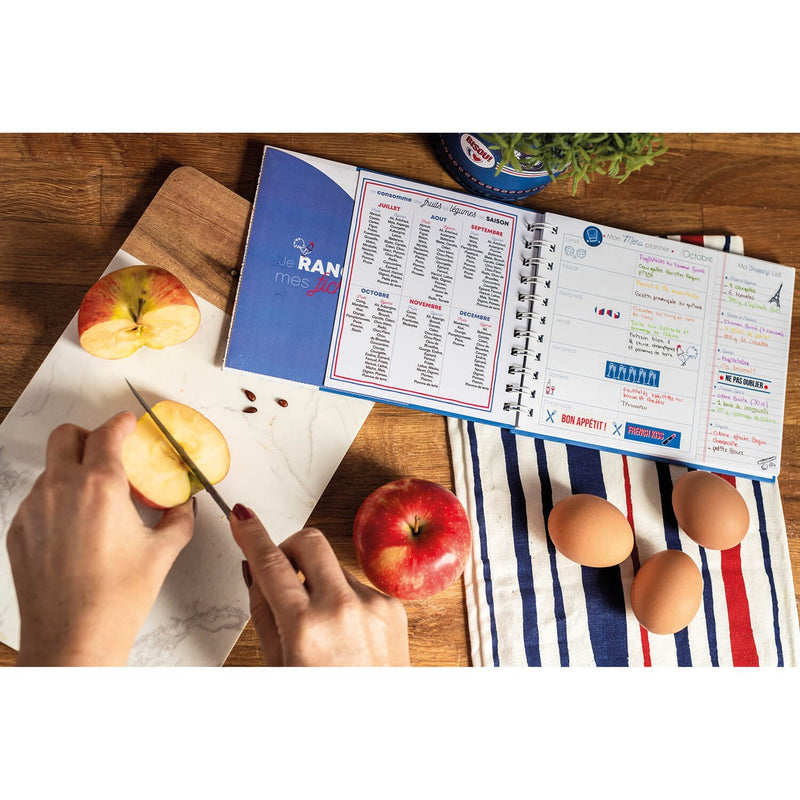 Kit Frenchy menu planner