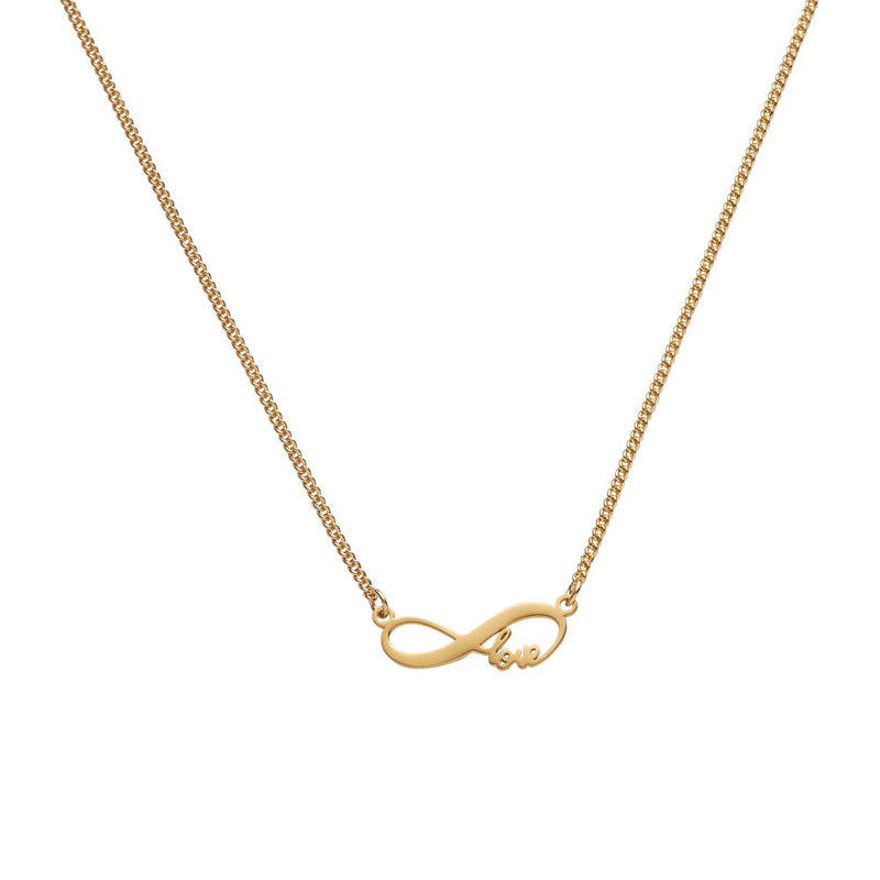 Collier Infini Love Pastel Chic