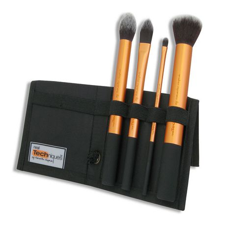 Real Techniques Makeup Brush Set with Case