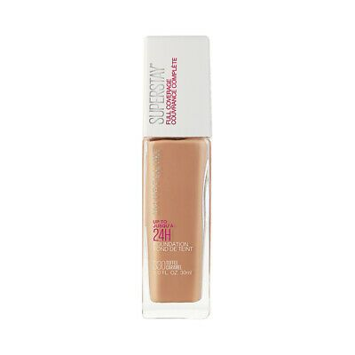 Maybelline Superstay Full Coverage 24H Foundation