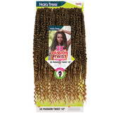 Janet collection Nala Tress passion Twist 3x 18inch #27