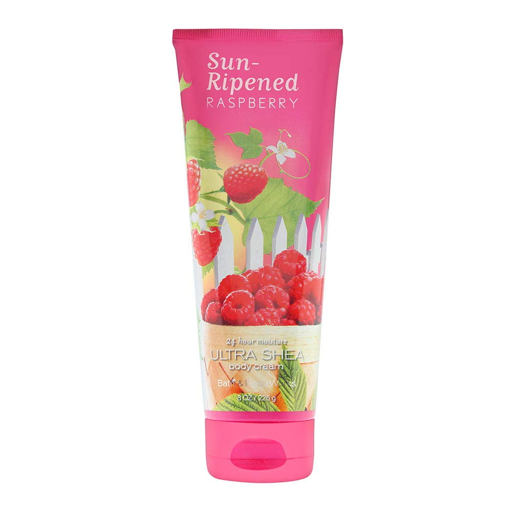 Ultra Shea Body Cream Sun Ripened Raspberry