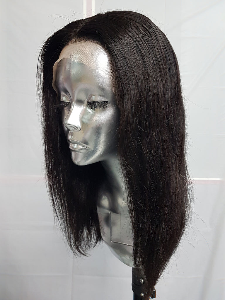 Brazilian Prestyled lace wig Abby 12inch