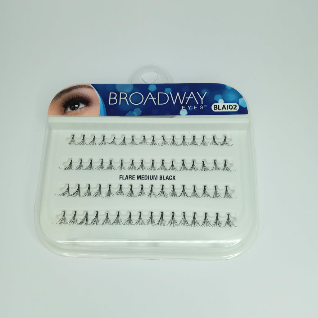 Broadway Eyes-Flare medium single-BLA102