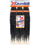 Bijoux 3X Ghana Passion Twist Braiding Hair