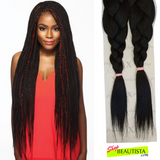 Bijoux Xpressions Braiding Hair 84 inch pre-stretched