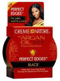Creme Of Nature with Argan Oil Perfect Edges Black