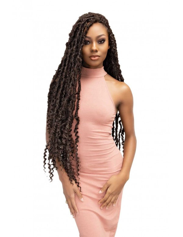 Janet Collection Nala Tress Maverick Locs 24""