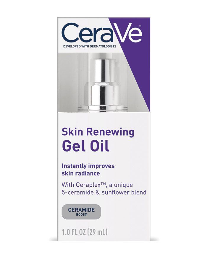 CeraVe Skin Renewing Gel Oil