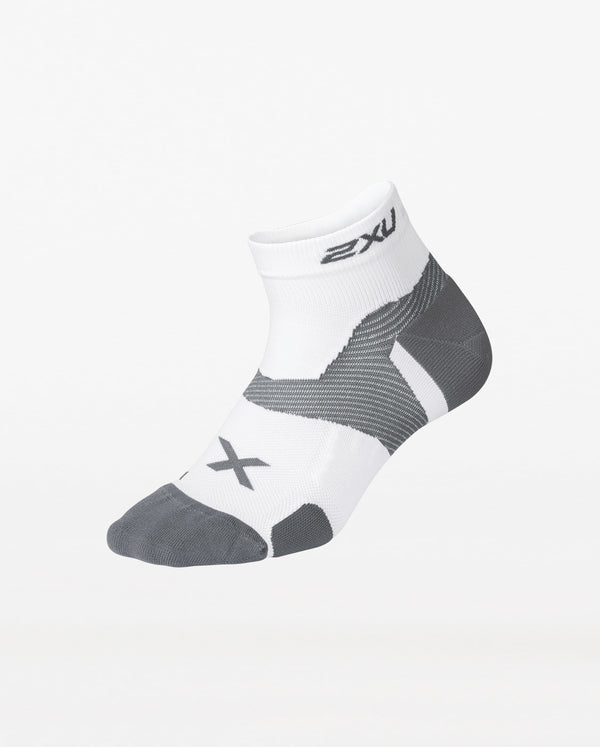 Vectr Cushion 1/4 Crew Socks