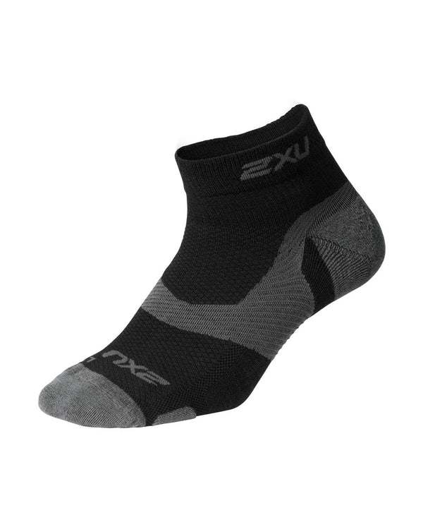 Vectr Merino Light Cushion 1/4 Crew Socks