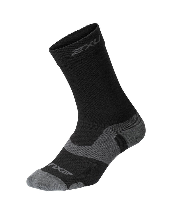 Vectr Merino Light Cushion Crew Socks