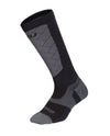 Vectr Alpine Compression Socks - Black/Titanium