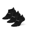 Ankle Socks 3 Pack - Black/White