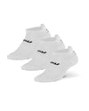 Ankle Socks 3 Pack - White/Black