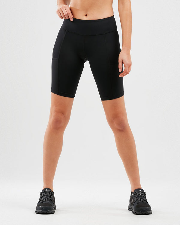 Aero Vent Mid-Rise Compression Shorts