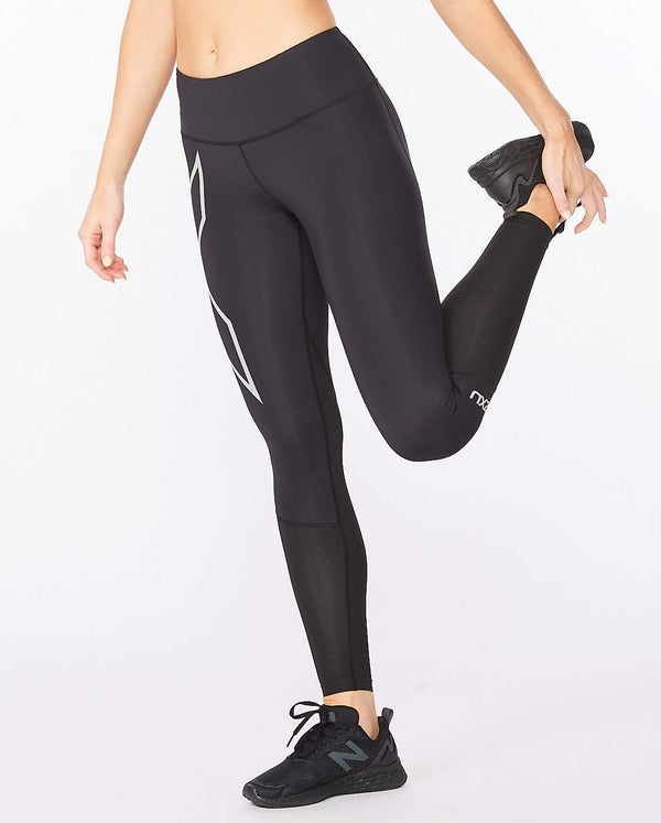 Aero Vent Mid-Rise Compression Tights