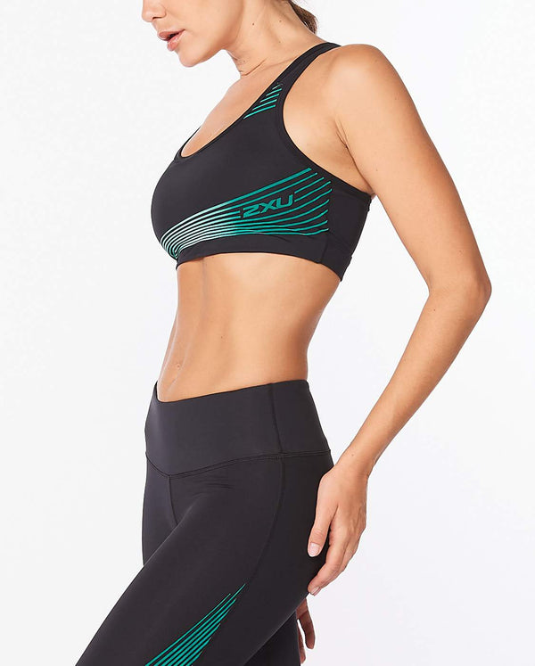 Motion Racerback Crop