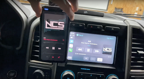 wireless apple carplay for for