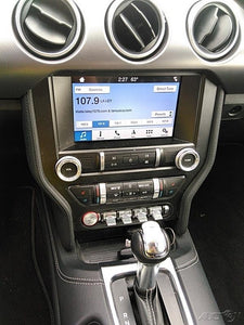 2019 2020  FORD MUSTANG 4' SYNC1 TO 8' SYNC3 CONVERSION UPGRADE NON CD SLOT